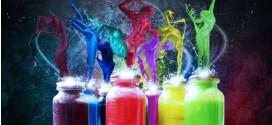 La Danza dei 7 colori