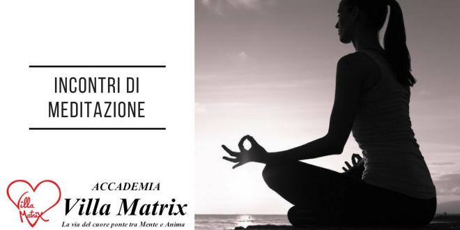 Incontri di Meditazione – Roma