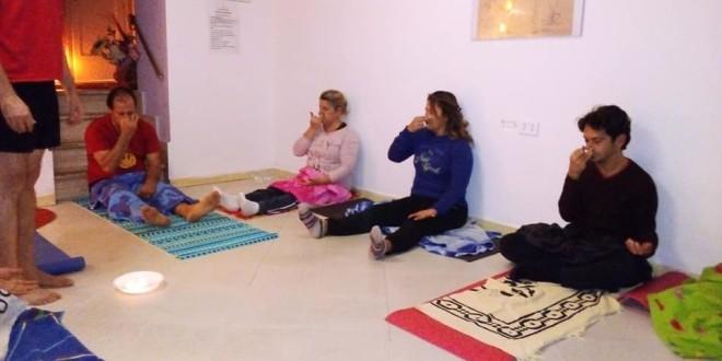 Corso Hata Yoga Metropolitano Roma 2