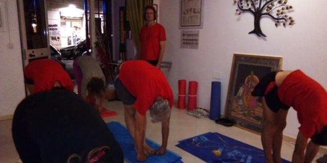 Corso di Hatha Yoga – Roma