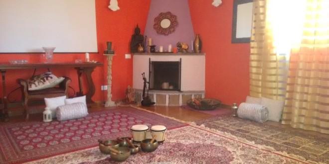Serata scambio massaggio di Vero Rituale Tantra