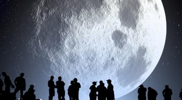 Eclissi di Luna e Notte dei Desideri