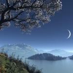 Serata dedicata alla Luna