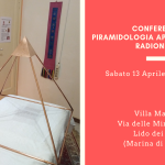 Conferenza Piramidologia applicata alla Radionica