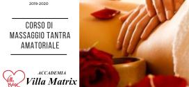 Corso Massaggio Tantra Amatoriale