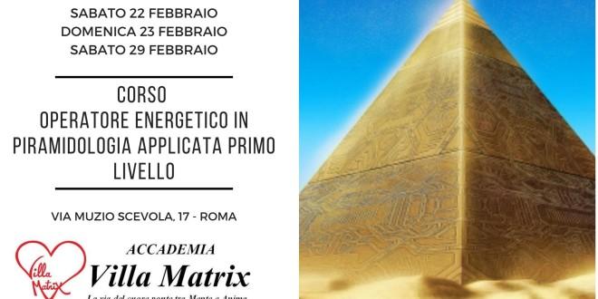 Corso Operatore Energetico Olistico in Piramidologia applicata – Primo Livello