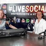 Intervista Radio Capital Accademia Villa Matrix
