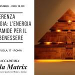 Conferenza Piramidologia Roma