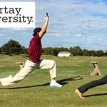 Lo yoga migliora il golf
