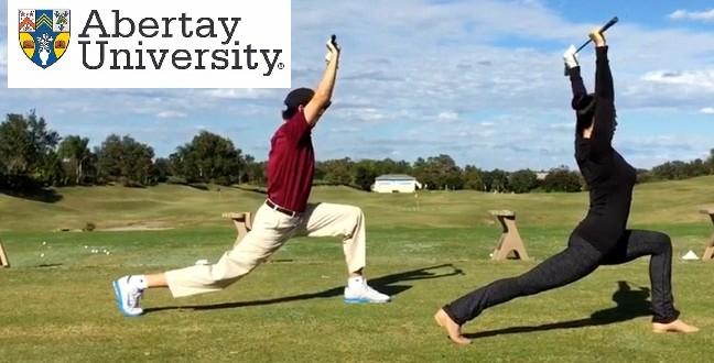 Mezz'ora di yoga ogni settimana può migliorare i risultati nel golf