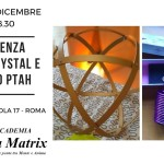 Conferenza Genesa Crystal e Pendolo Ptah Roma