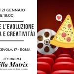 Il piacere e l'Evoluzione - Roma Gennaio
