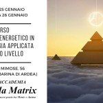 Corso Piramidologia Ardea Gennaio