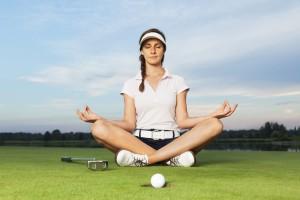 Meditazione e Golf