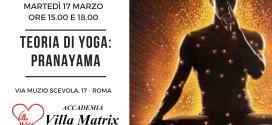 Teoria Yoga: Pranayama