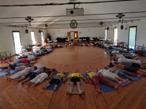 Vacanza Yoga agosto 2020 Umbria