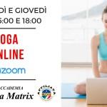 Corsi di Yoga on-line