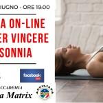 Yoga per l'insonnia - Pratica online
