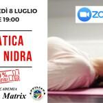 Yoga Nidra Incontro Gratuito