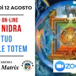 CORSO ONLINE DI YOGA NIDRA Animale Totem