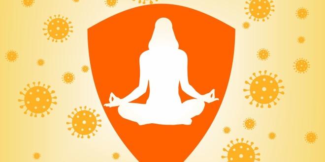 Lo Yoga migliora il nostro sistema immunitario
