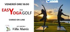 Easy Yoga per il Golf