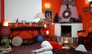 Yoga per la stitichezza – Posizione 3