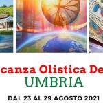 vacanza olistica detox umbria 2021