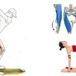 Yoga e Golf. La funzione degli adduttori dell'anca