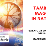 Tamburi magici in natura